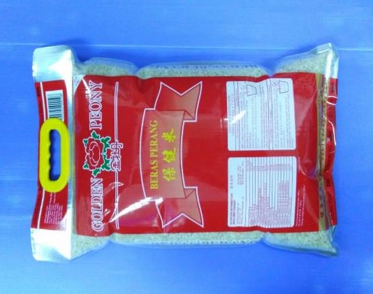 5kg Laminated 3 Side Seal Bag with Plastic Handle .jpg