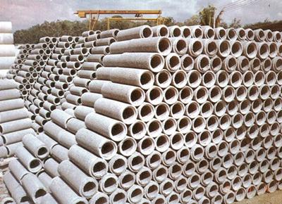 Concrete Porous Pipe