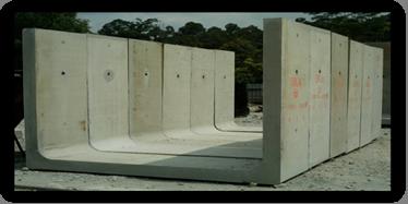Oka Rc U Shape Drains Concrete Products Malaysia