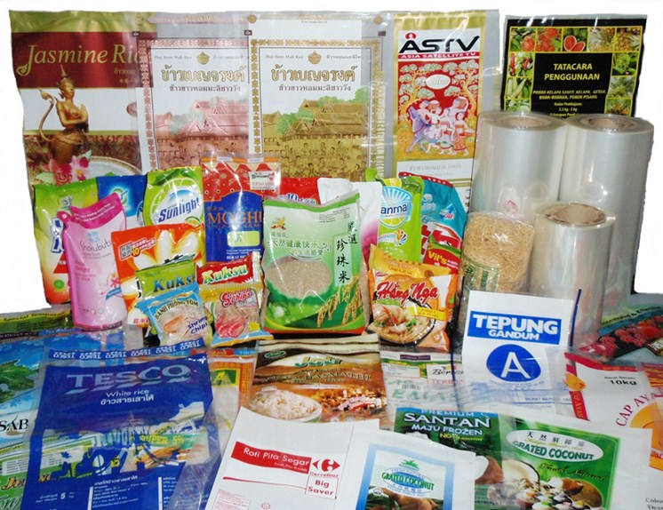 Quality Flexible Plastic Packaging Materials