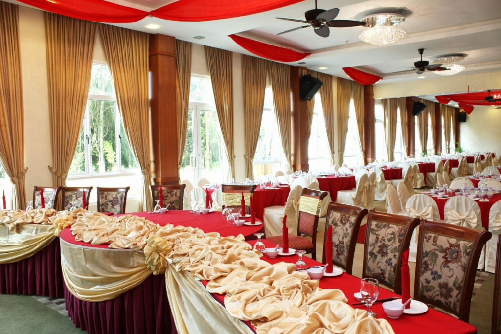 rafflesia ballroom