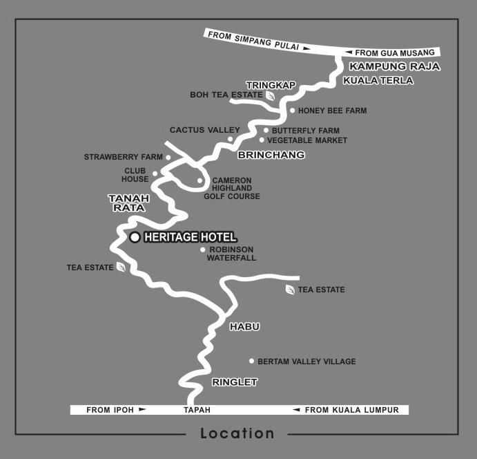 cameron map